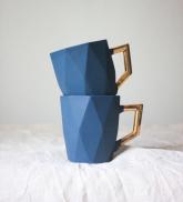Mug- blue